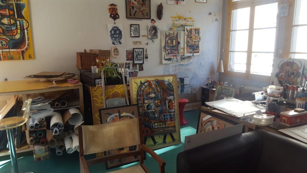 atelier de seb Niark