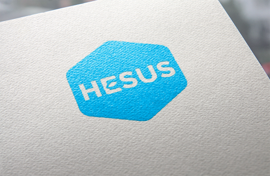 logo start-up hesus